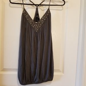 NWT Express Beaded Top